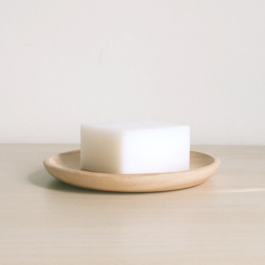 Pure Virgin Coconut Oil Soap Bar