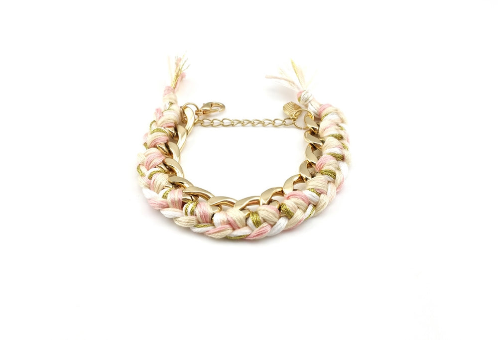 Laurel In Blushing Bracelet