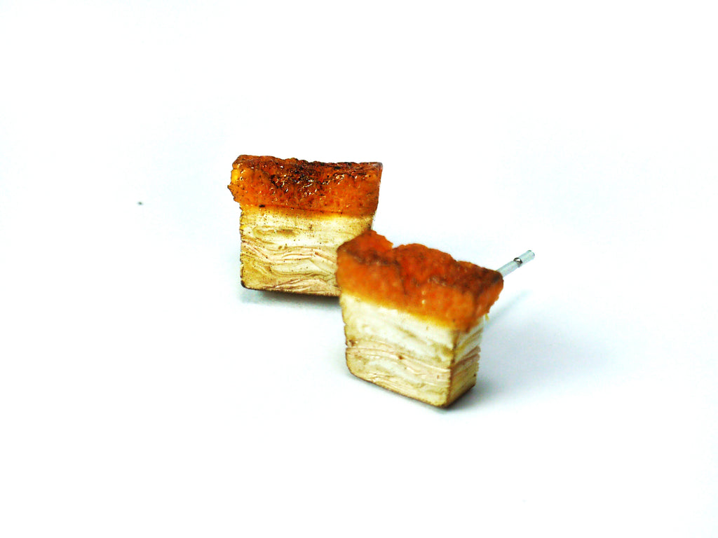 Siew Yoke Stud Earrings