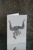 Malaysian Endangered Animals Species Card Set
