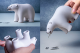 Polar Bear Tape Dispenser