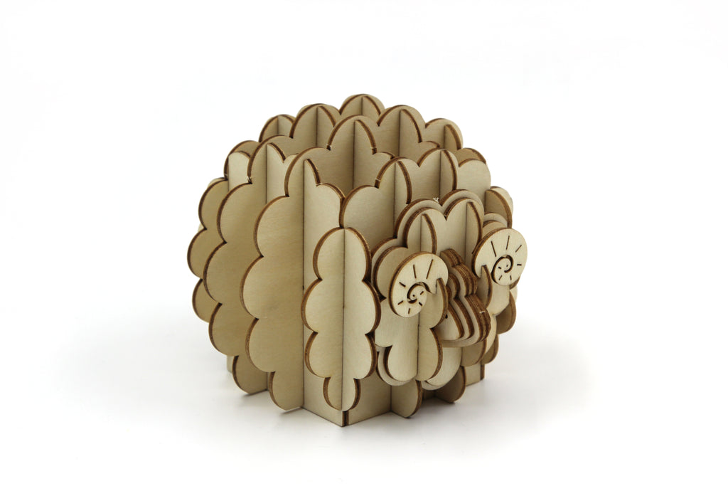 Plywood - Sheep pen Holder