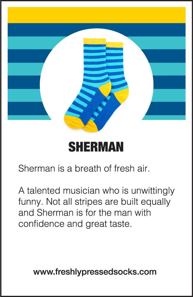 Sherman Socks