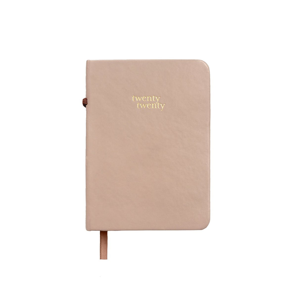Compact Sand 2020 Planner