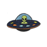 UFO Iron On Patch
