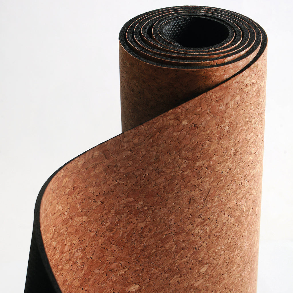 Cork Yoga Mat (Printed)