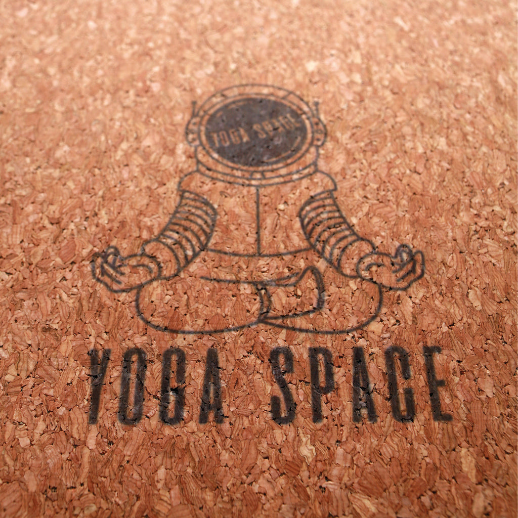Cork Yoga Mat (Plain)