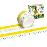 Zu & Pi Rain Drop Washi Tape