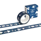 Underdo Party - Triangle of life Washi Tape