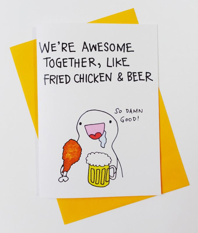 Figure - Awesome Together Card