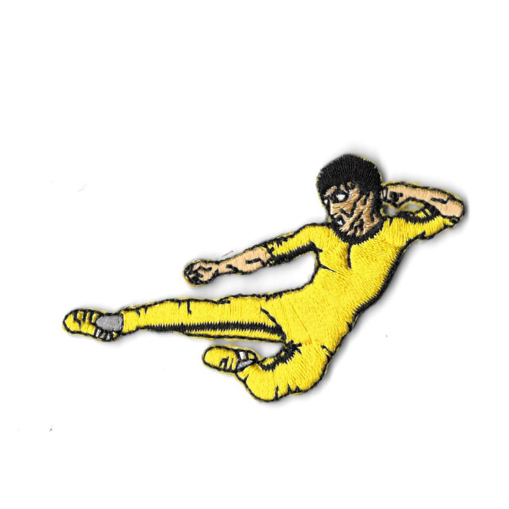 Bruce Lee Sticker Patch