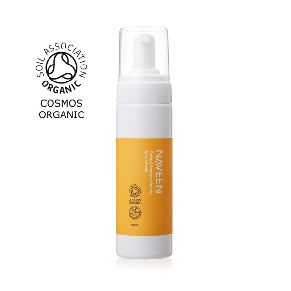 Facial Cleansing Mousse Citrus Fresh
