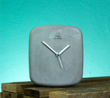 Clocky (R2) Concrete Clock