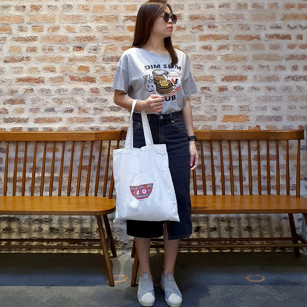 Fan Tong (Rice Lover) Tote Bag