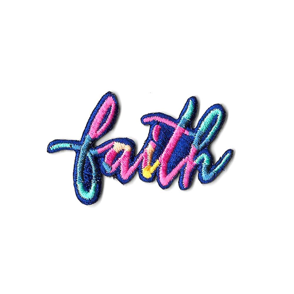 Faith New Patch