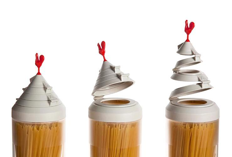 Spaghetti Tower - Pasta Dispenser