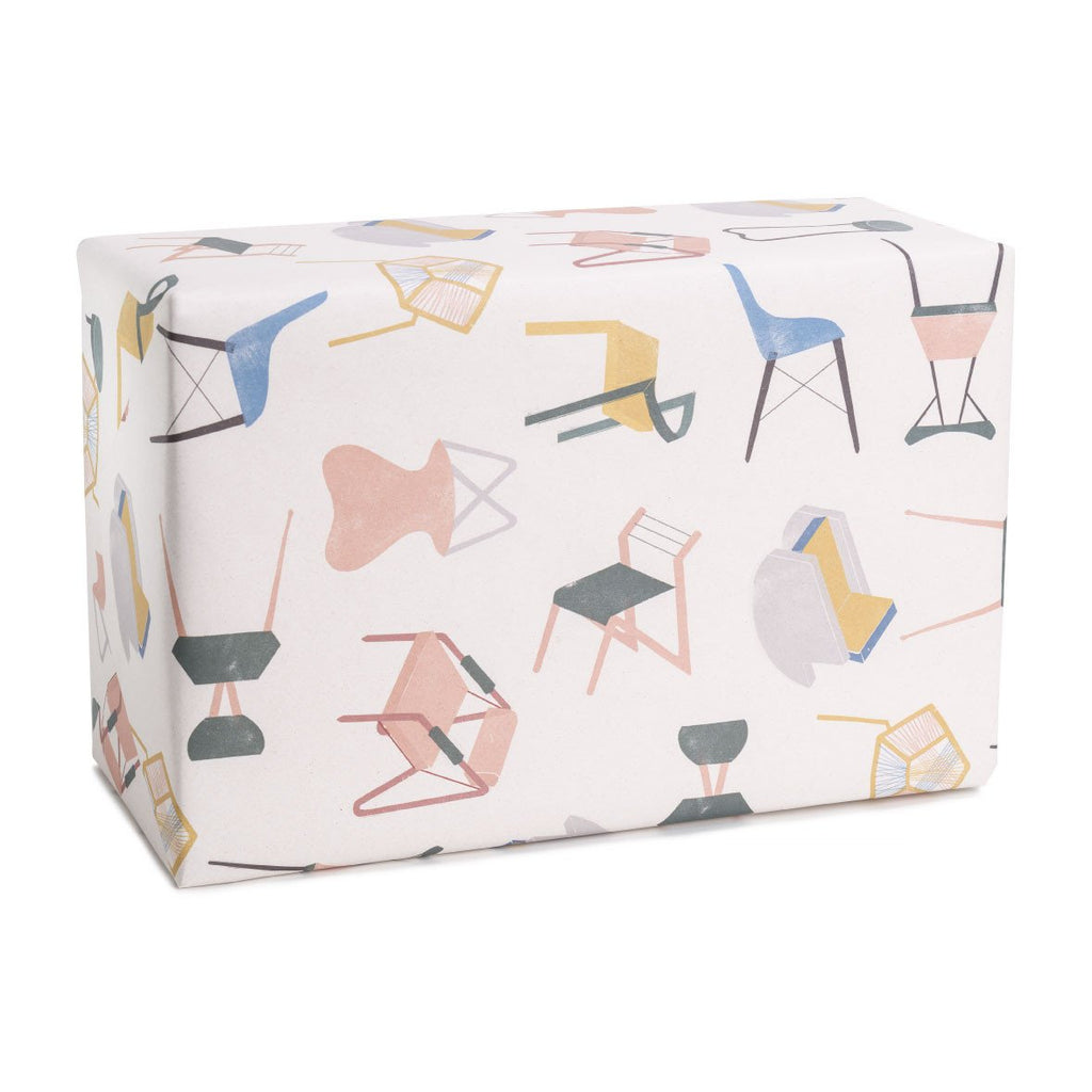 Have a seat Wrapping Paper
