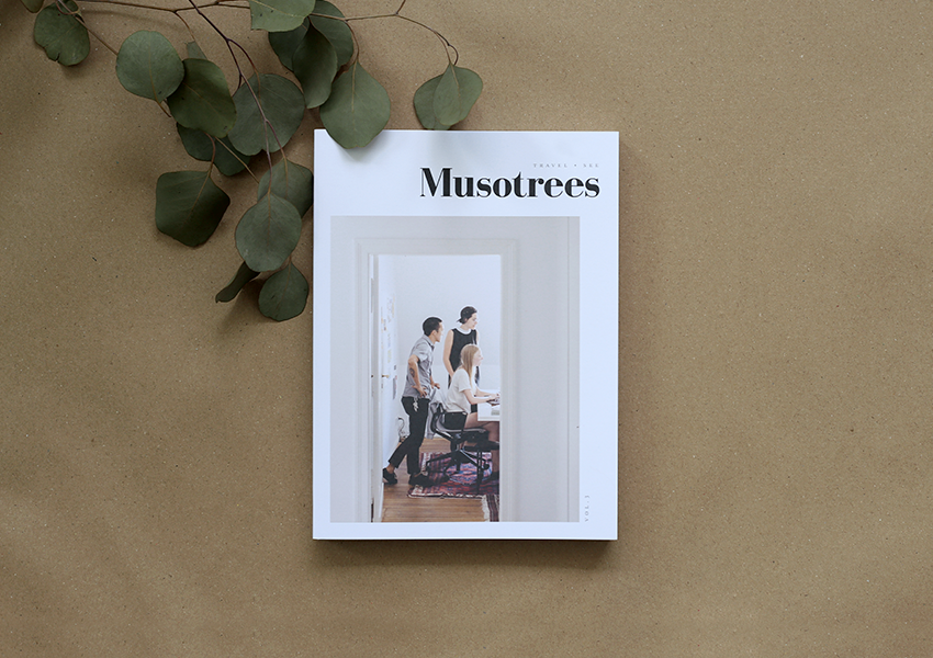 Musotrees Magazine : Vol 03