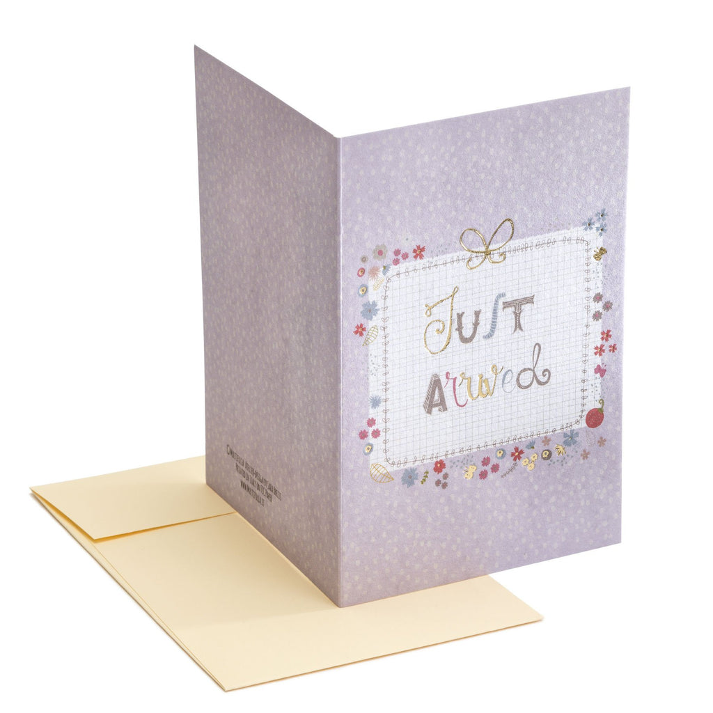 Just arrived Greeting Card