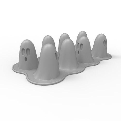 Ghost Ice Tray