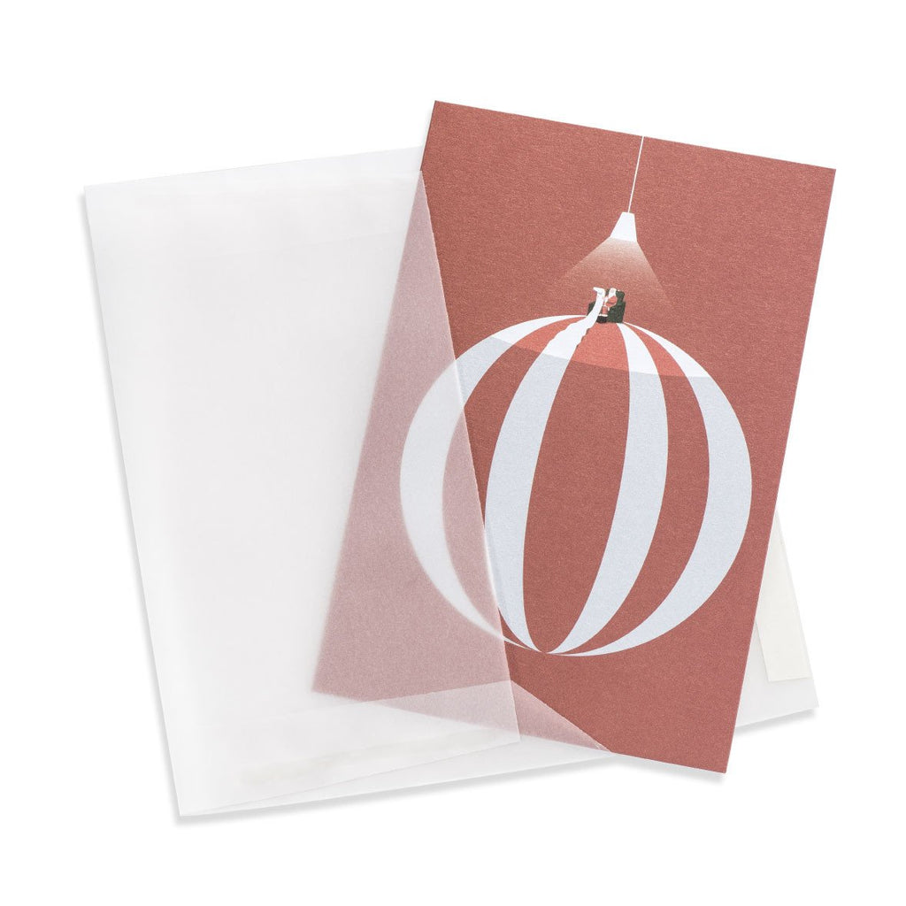 Letter to Santa Greeting Card
