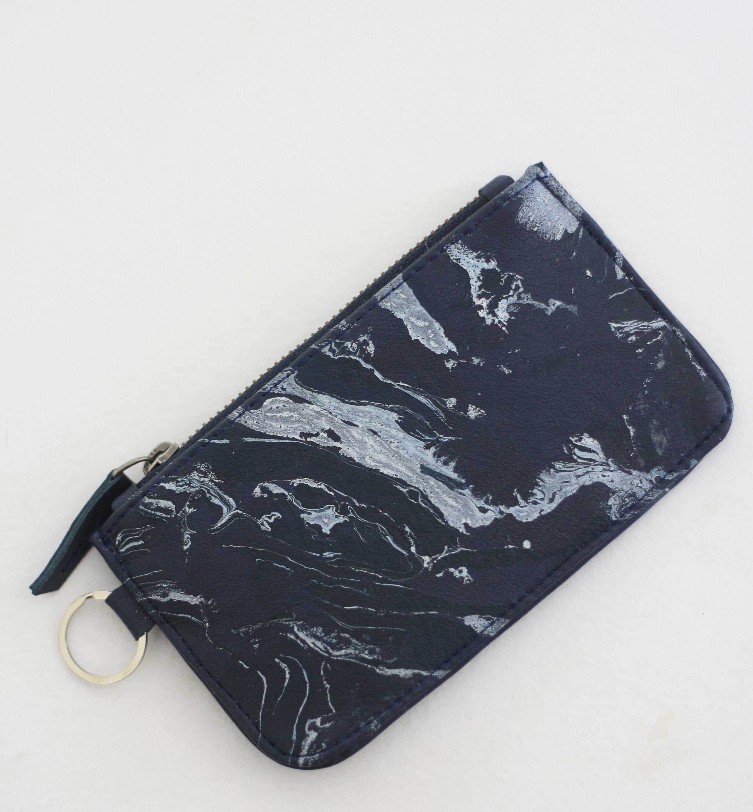 Marbled Mini Purse