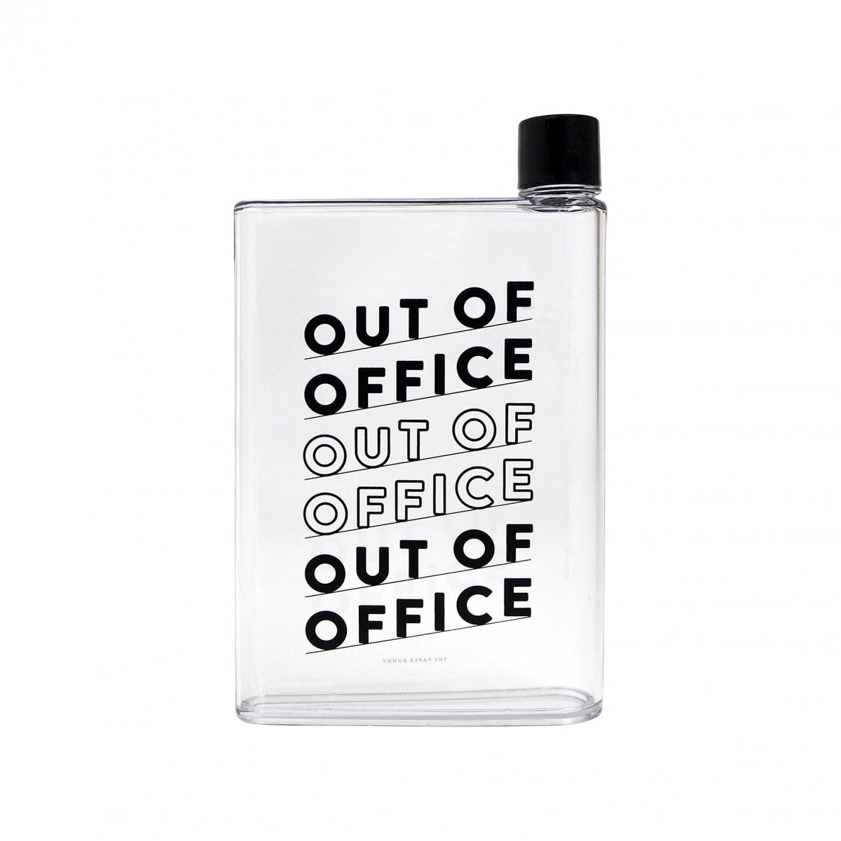 Out of Office Water Bottle