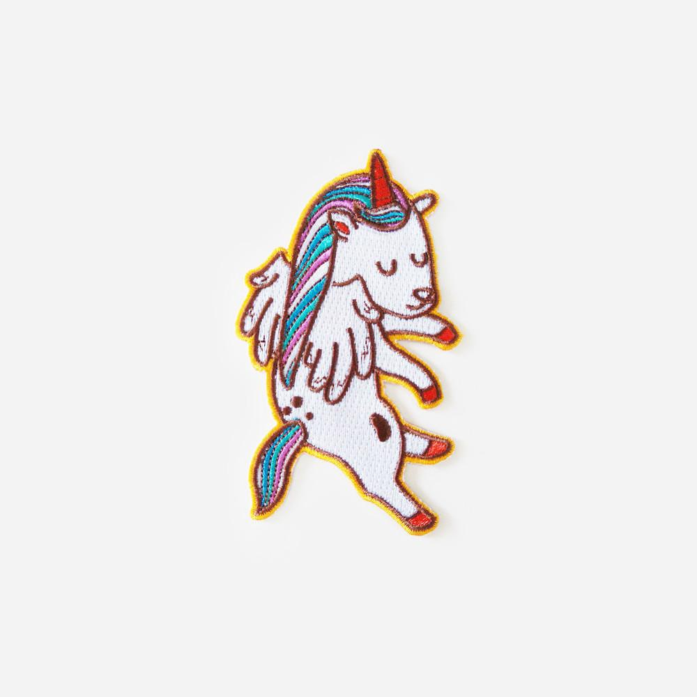 Floating Unicorn Patch