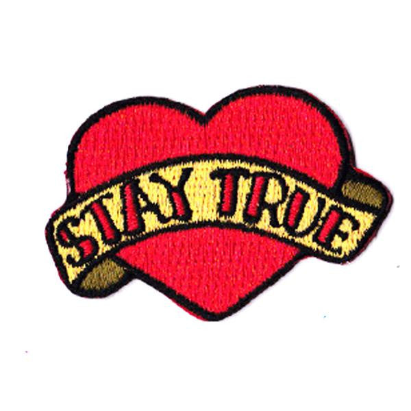 Stay True Sticker Patch