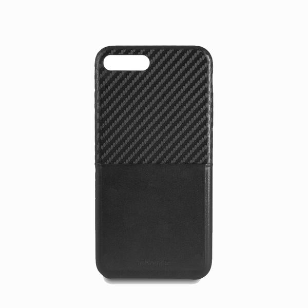 iPhone 7 Carbon Fibre Case - Black