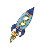 Rocket Sticker patch