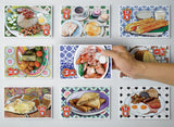 Postcards Set 4 - Malaysian Breakfast 1
