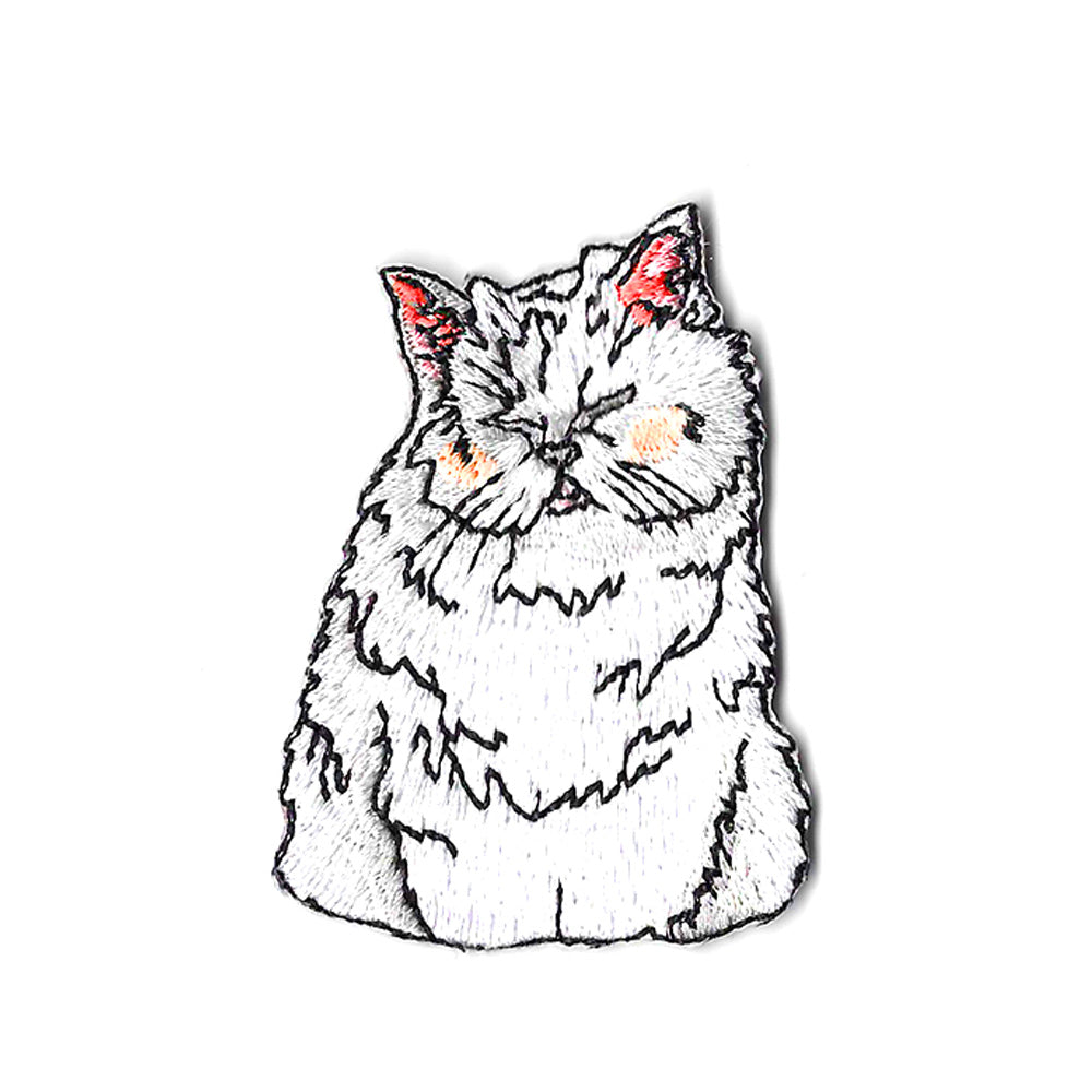 Snowy Cat Patch