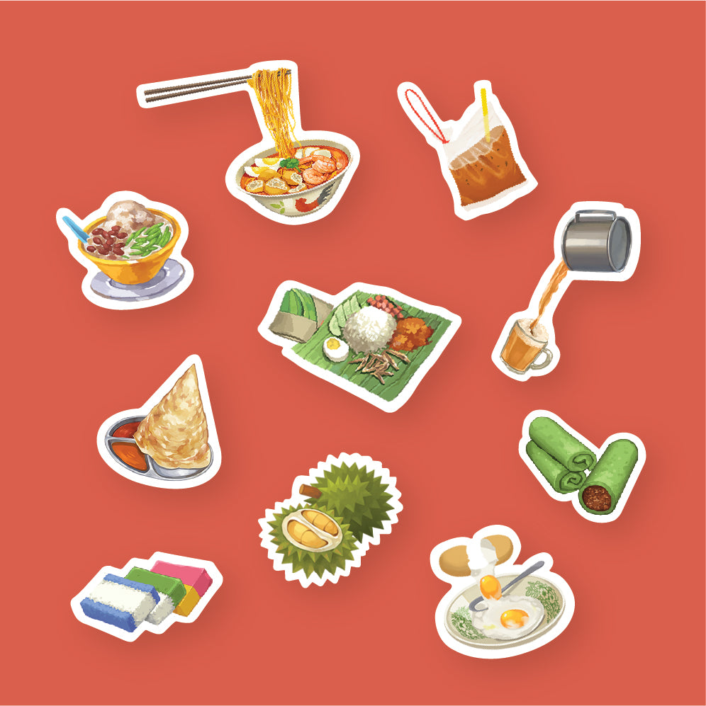 Sugar, Spice & All Things Nice 1 - Sticker