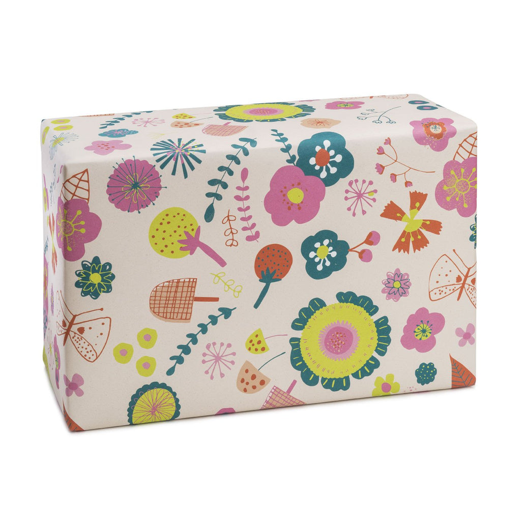 Summertime Wrapping Paper