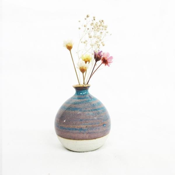 Sunset Sky Mini Vase
