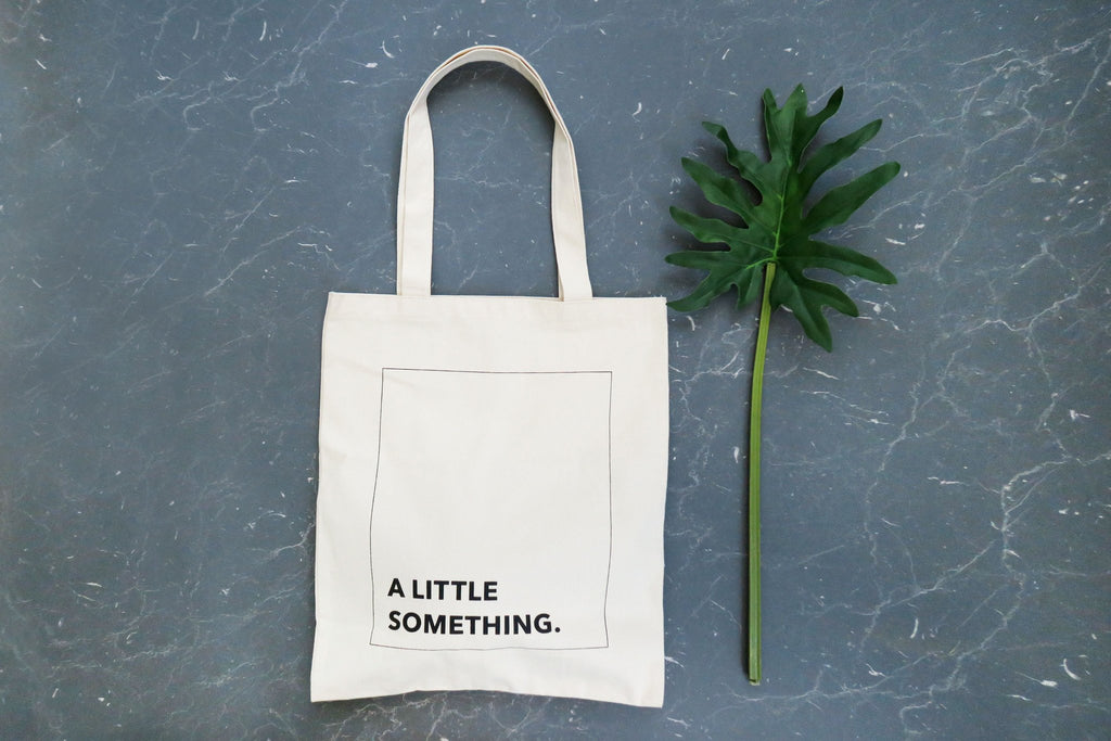 A Little Something Naiise Tote Bag
