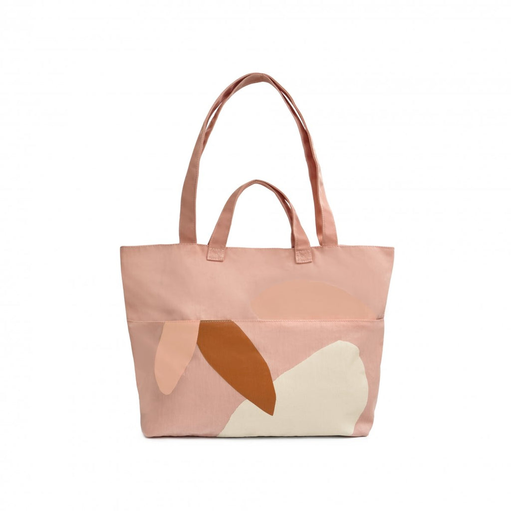 Dusty Rose Tote Bag