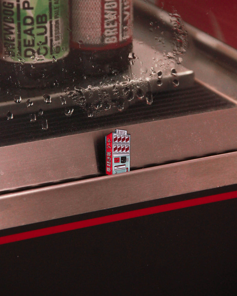 Enamel Pin - Vending Machine