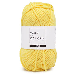 Yarn and Colors Epic - Golden Glow 011. Price $3.50