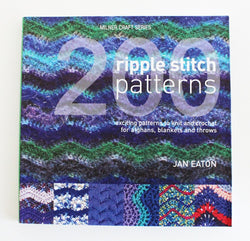 200 Ripple Stitch Patterns - Jan Eaton. Price $24.95