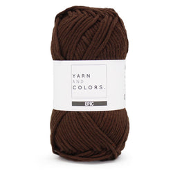 Yarn and Colors Epic - Soil 028. Price $3.50