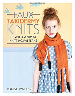 Faux Taxidermy Knits  - Louise Walker. Price $24.00