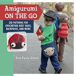 Amigurumi On The Go - Ana Paula Rimoli. Price $27.50