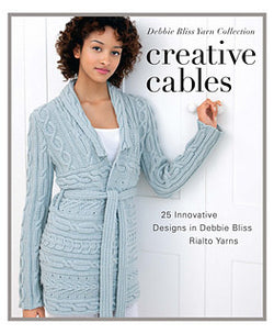 Creative Cables - Debbie Bliss. Price $30.95