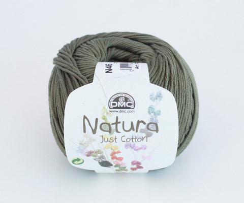 DMC Natura Just Cotton - Foret 46. Price $5.90