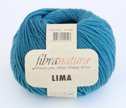 Fibra Natura Lima - Dark Teal 42014. Price $8.50
