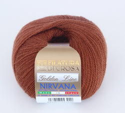 Filatura Di Crosa Nirvana - Brick 15. Price $6.00