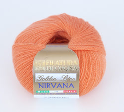 Filatura Di Crosa Nirvana - Papaya 45. Price $6.00