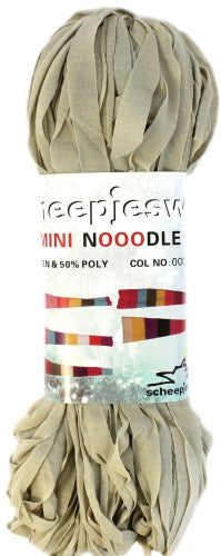Scheepjes Mini Nooodle - Latte 772. Price $12.00